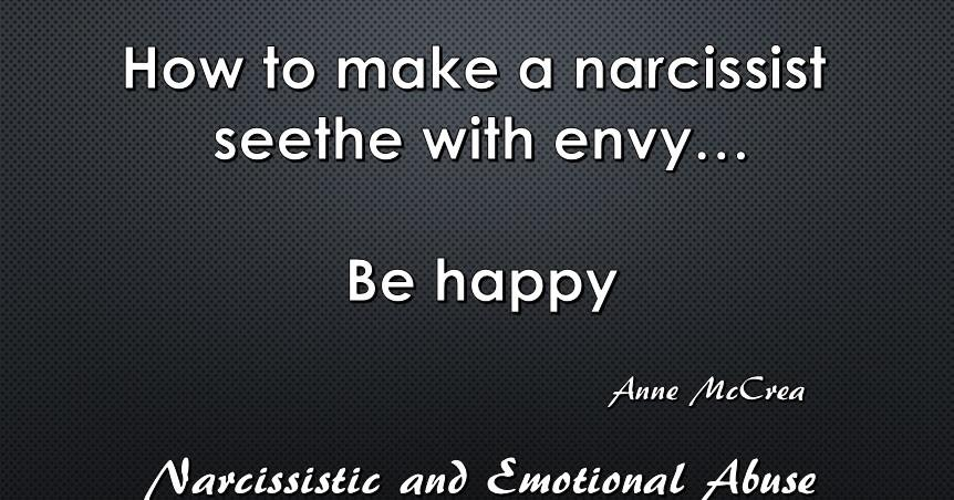 How to make a narcissist...