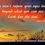 You won't injure your eyes...