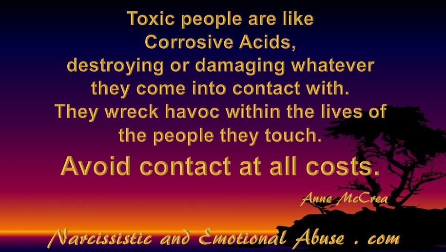 Corrosive Acids