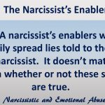 The Narcissist's Enabler