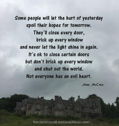 An evil heart final