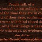 No witnesses, no evidence