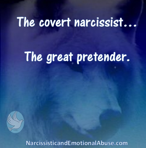 Covert Narcissistic Supply
