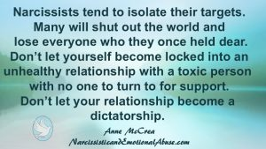 Inspirational Quotes – Narcissistic and Emotional Abuse