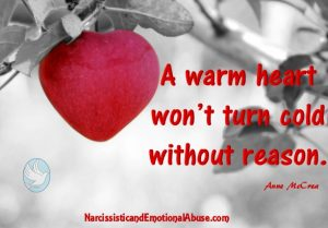 A warm heart