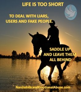 Saddle up and leave them behind