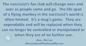 The Narcissists Fan club
