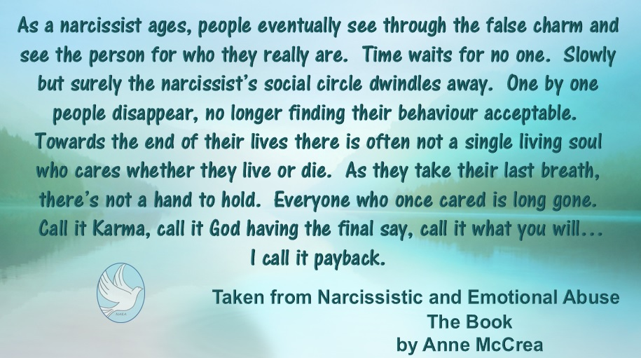 They Do Older Narcissists Get Get Worse As