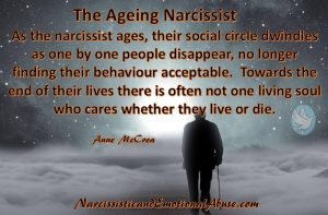 when a narcissist loses supply